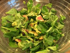 Figs salad!(mother's day)