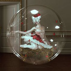 """secret emotion"" by Natalie Shau"