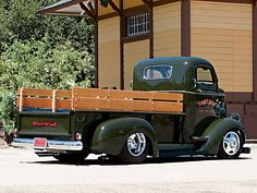 1940 Ford Cab Over Engine | Information on this truck? | Retro Rides