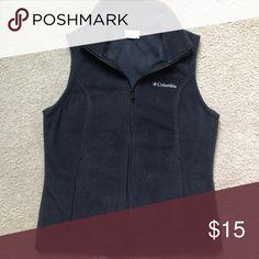Columbia Fleece Vest Like new. Jackets & Coats Vests