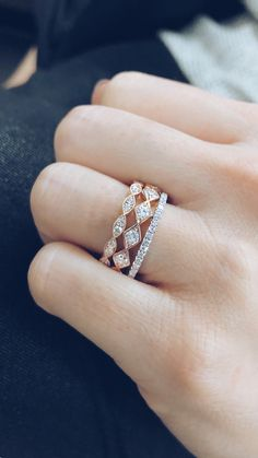 110 Best Wedding Anniversary Rings Images In 2020 Wedding