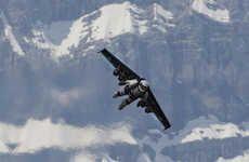 Backpack Human Flying Kits - Jet Pack Flights