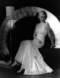 Constance Bennett was Joan Bennett's sister and a bigger star. She was mad for fashion and retired early in her career. Her movies express her fashion sense which was impeccable.