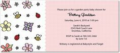 Tips on Personalizing Discount Baby Shower Invitations Custom Baby Shower Invitations, Baby Shower Invitation Cards, Catering Services, Unique Baby, Baby Shower Parties, Rsvp, How To Plan, Party, Tips