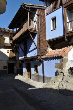 Casa típica de Villanueva de la Vera - Caceres- Extremadura España. www veraguaocio.com Turismo extremadura. Alojamiento en la Vera. By Veragua
