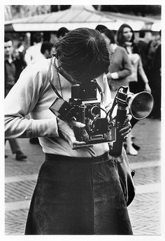TLR cam (photo by Diane Arbus)