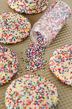 sprinkled sugar cookie6