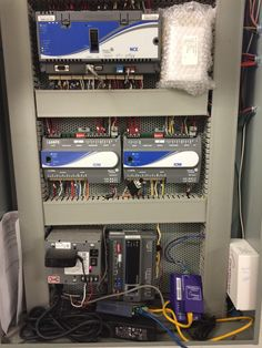 Central plant controls BACnet converted to Lon for Honeywell EBI integration Control System, Office Phone, Landline Phone, Plant, Desk, Building, Desktop, Writing Desk, Buildings