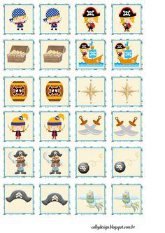 Pirate Kids, Pirate Day, Pirate Theme, Pirate Activities, Preschool Games, Preschool Crafts, Card Games For Kids, Summer Activities For Kids, Teach Like A Pirate