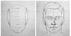 How to Draw Pencil Faces for Beginners - Happy Wishes Pencil Drawings, Art Drawings, How To Make Drawing, Human Drawing, Colored Pencil Techniques, Principles Of Art, Making Faces, Art Abstrait, Book Journal