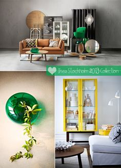 Happy Interior Blog: Ikeas New Stockholm 2013 Collection