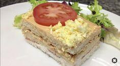 Pastel fresco de salmón (muy fácil) | Cocinar en casa es facilisimo.com