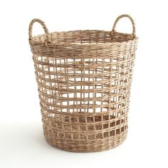 Tall Plastic Laundry Basket Enchanting Plastic 48Cm Round Laundry Basket Too Tall For Under Drawersmaybe Inspiration Design