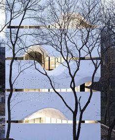 CIPEA No.4 House, Nanjing, Jiangsu Province, China - AZL architects