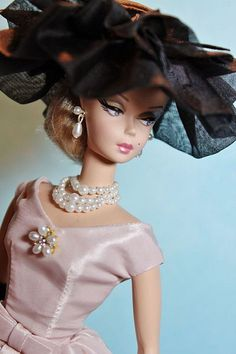 Barbie  When I'm older, plan to collect barbies & make clothes and furniture for them!