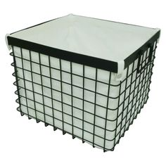 wire basket for shoes?  $21.99