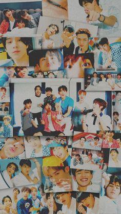 Wallpaper Pc, Photo Wallpaper, Nct Group, Jisung Nct, Borders For Paper, Nct Taeyong, Winwin, Kpop Boy, Jaehyun