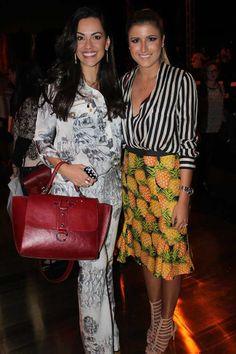 Pollyana Aguiar e Dandynha Barbosa