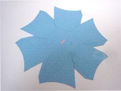 Хартиена декорация – чадър | Art and Blog