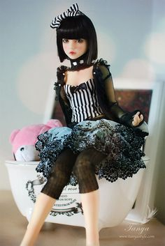 OOAK Special Outfits No.2 for Narae/Unoa