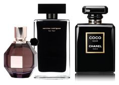 """""""parfums"""" by kenedi-all ❤ liked on Polyvore featuring Chanel, Narciso Rodriguez and Viktor & Rolf"""