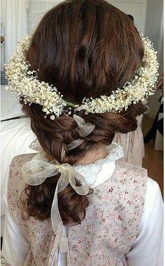 Resultado de imagen de marieta hairstyle comunion