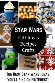Star Wars Crafts, Recipes and Gift Ideas