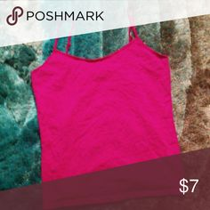 Tank top Size x large pink tank top brand is anar anar Tops Tank Tops
