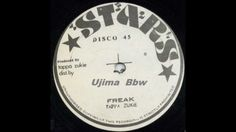TAPPA ZUKIE - Freak - STARS RECORDS