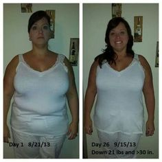 This is me..... down 21 pounds in 30 days using Isagenix cleansing and shakes!!!!  So easy..... ask me how!!   Jjacobsrn@yahoo.com