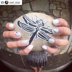 Beautiful nails by @stef_stair at @alchemysalon !! #Repost @stef_stair  #alchemysalon #knoxville #tennessee #ilovelocalknoxville #nailartist #nailstylist #marblenails #opi #knoxvilletn