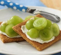 Slim Tip: Surviving the Snack Attack ~Healthy Snack Ideas~