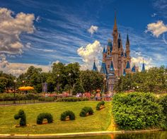 That Good Old Feeling by Cory Disbrow (@Walt Disney World's Magic Kingdom)