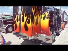 MID AMERICA TRUCK SHOW (MATS) 2016 Louisville KY Part 1