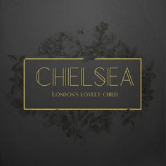 Free Font Of The Day : Chelsea