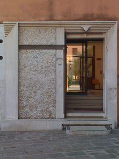 guttae: Carlo Scarpa: Facolta di Lettere e Filosofia, Venice (