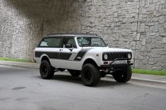 An International Harvester Scout for Sale : Vintage SUV That'll Turn Heads Scout Truck, Jeep Scout, International Scout Ii, International Harvester Truck, Internacional Scout, Scout For Sale, Overland Truck, Offroader, Model Scout