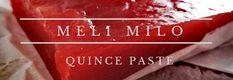 quince paste meli milo Quince Jelly, Past, Beef, Food, Meat, Past Tense, Essen, Ox, Ground Beef