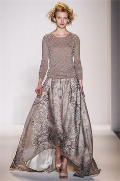 Sfilata Lela Rose New York - Collezioni Autunno Inverno 2013-14 - Vogue