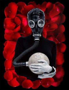 RIP AIR by AcooL55 (2016) Dont Breath, Gas Masks, Breathe Easy, Superhero, Pictures, Fictional Characters, Darkness, Photos, Fantasy Characters