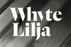 Whyte Lilja  —At home with the exceptional  2010