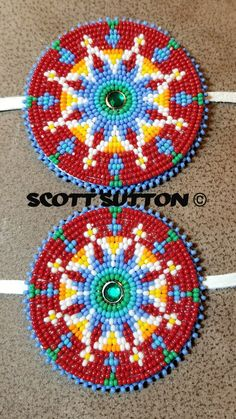 Set of medallions custom order.