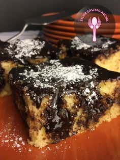 Fakanalas csokis sütemény | | Sylvia Gasztro Angyal