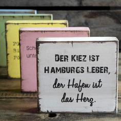 ❤ Hamburg - my former hometown Hamburg City, Hamburg Germany, Grey Paint Colors, Card Book, Germany Travel, Wood Paneling, Funny Quotes, Wall Decor, Frases
