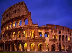 This is an article All About Traveling To Rome Italy. It focuses on travel to rome. It includes many useful tip about traveling to Italy and travel to rome. Tourist Places, Places To Travel, Places To See, New Seven Wonders, Wonders Of The World, Rome Pictures, Voyager Loin, Empire Romain, Les Continents