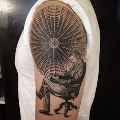 For joshy, tesla tattoo tumblr_nuu1m84CaO1r88htio1_1280.jpg (1080×1080)