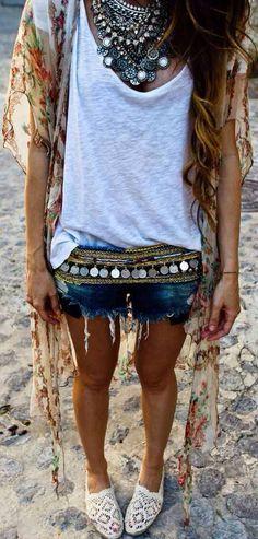 DONNE VINCENTI #hippy #style