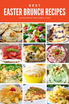 Craft a beautifully delicious Easter brunch without hard to find ingredients or crazy hours in the kitchen and enjoy time with the ones you love most. Easter Dinner Recipes, Easter Brunch, Brunch Recipes, Breakfast Recipes, Vegan Recipes, Yummy Recipes, Yummy Food, Best Barbecue Sauce, Star Food