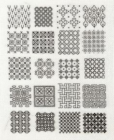 blackwork | Blackwork Fill-in 1 | Flickr - Photo Sharing!