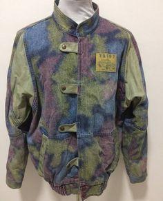 e65e175a2 Troop Vintage Troop Denim Jacket Size US L   EU 52-54   3 Vintage